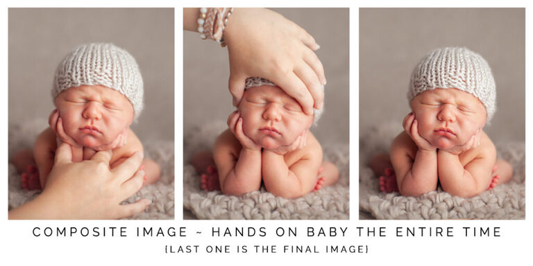 Durango newborn photography newborn safety